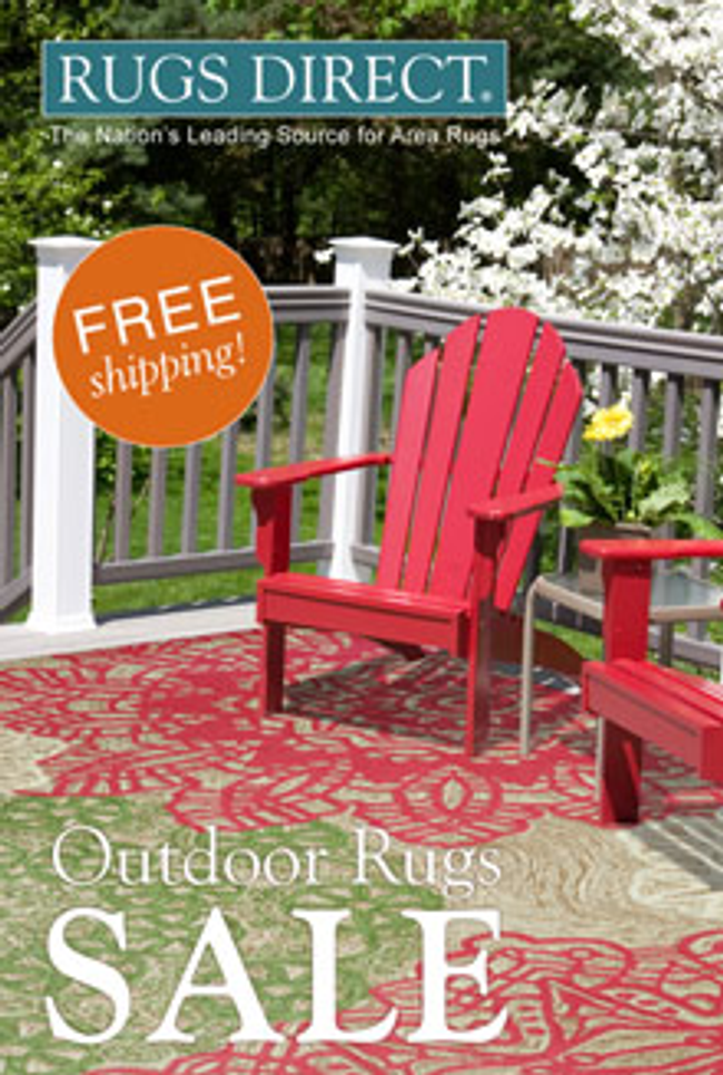 Rugs Direct Catalog Cover