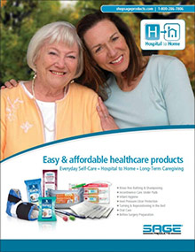 Sage Products Catalog Cover