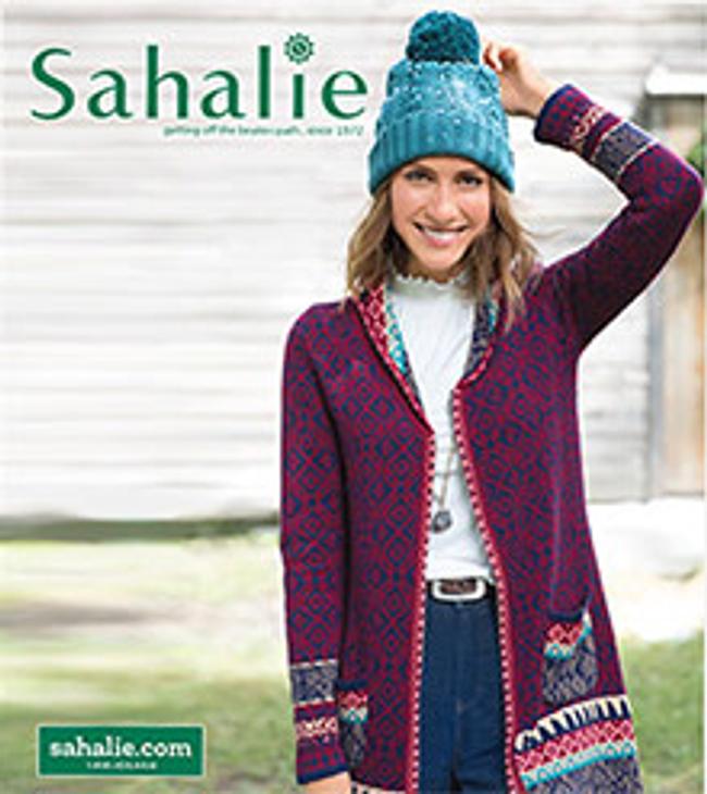 Gettington (Previously Sahalie) Catalog Cover