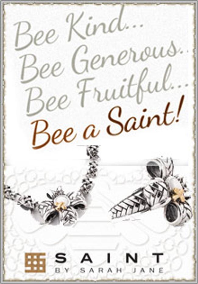 Saint by Sarah Jane Catalog Cover