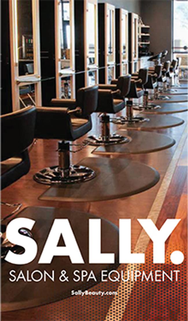 Sally Beauty Supply Catalog Cover