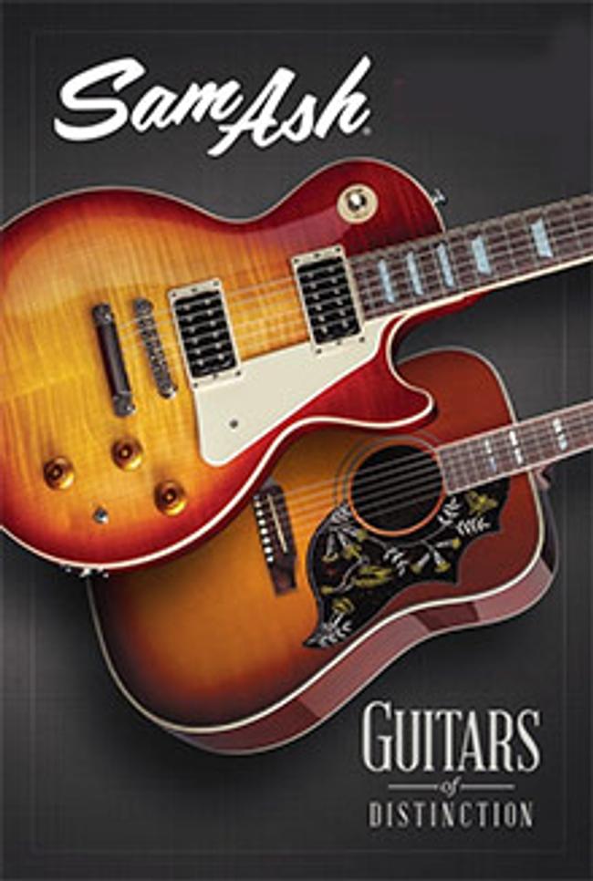 Sam Ash Catalog Cover