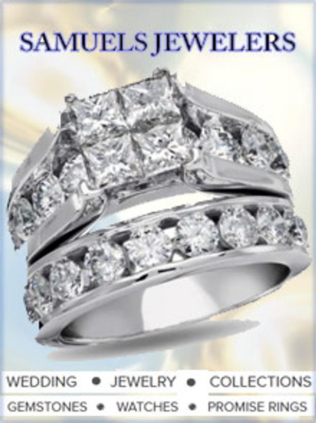 Samuels Jewelers Catalog Cover