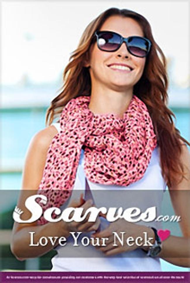 Scarves.com Catalog Cover