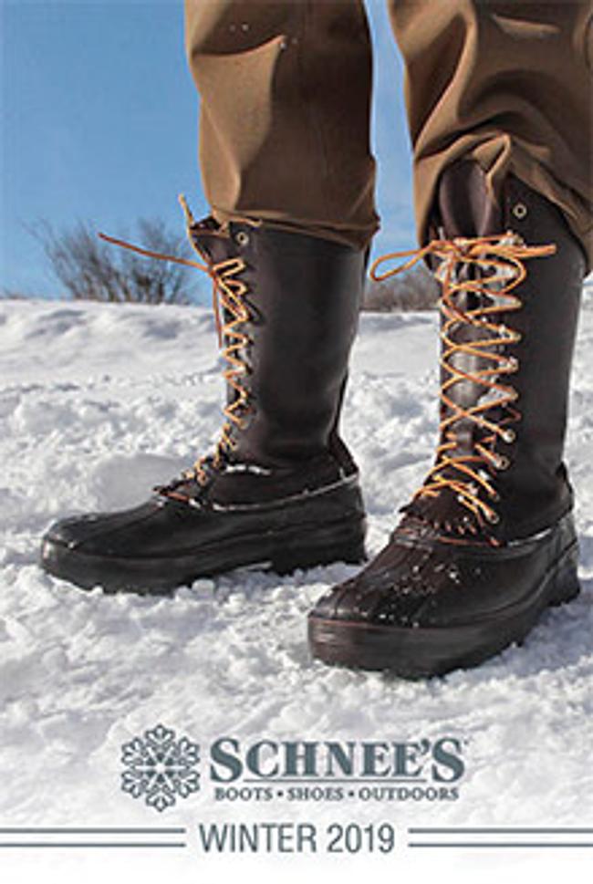 Schnee's Catalog Cover