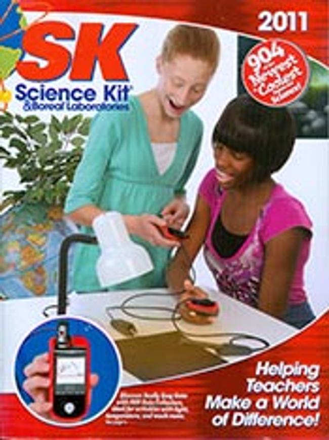 Science Kit  Catalog Cover