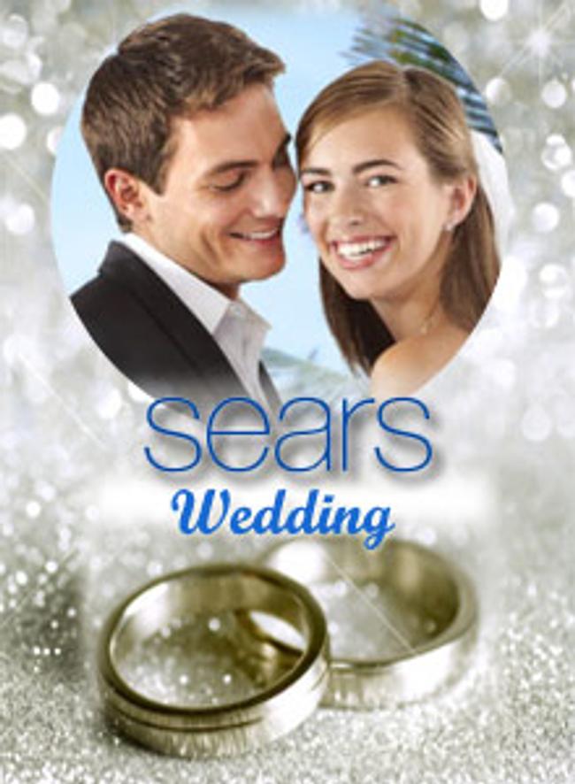 Sears Wedding Catalog Cover