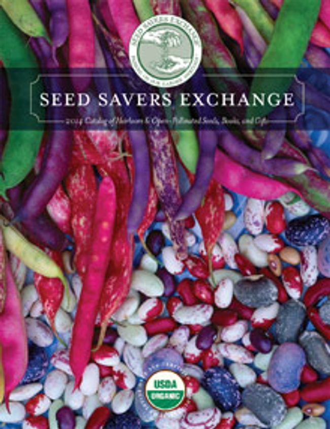Seed Savers Exchange Catalog Cover