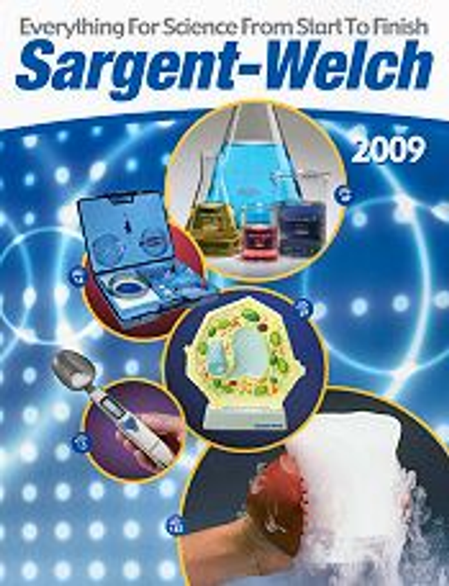 Sargent Catalog Cover