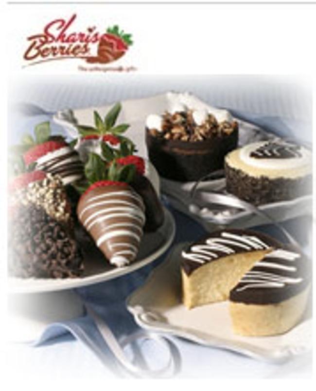 Shari's Berries Catalog Cover