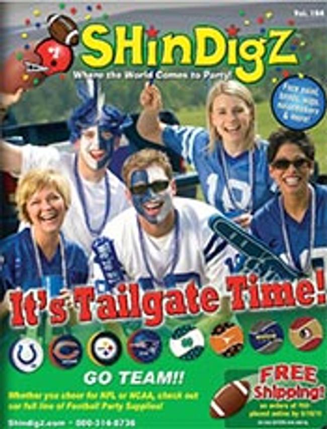 ShindigZ Catalog Cover