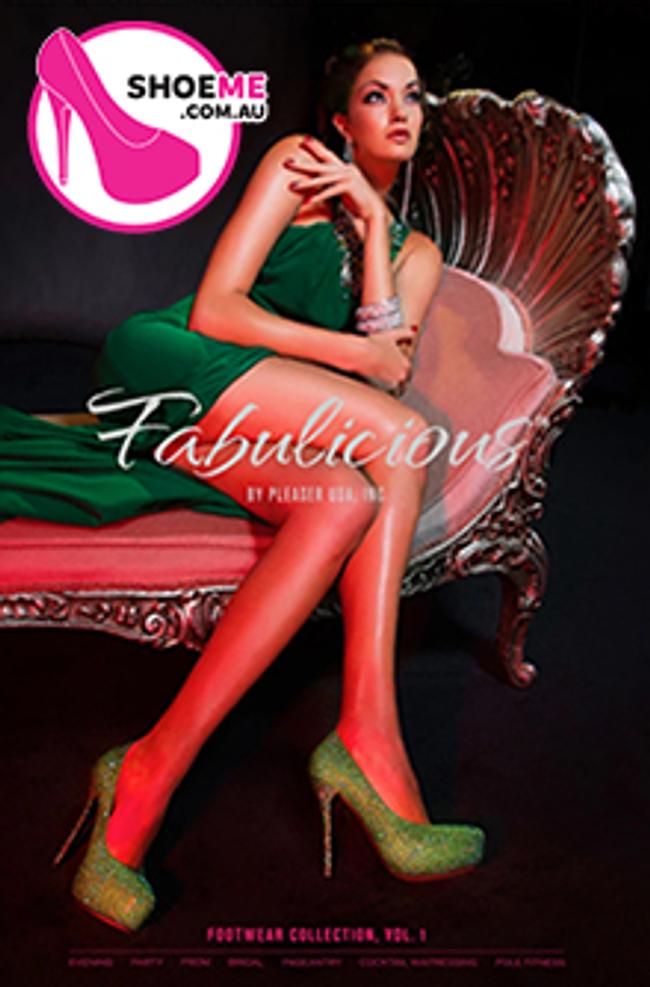 Shoeme Catalog Cover