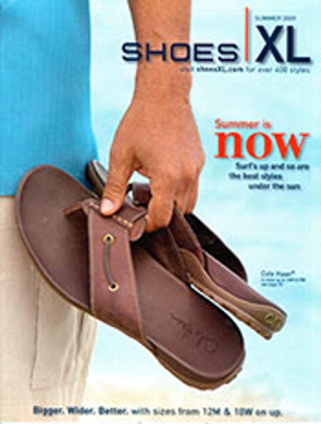 Shoes XL Catalog Cover