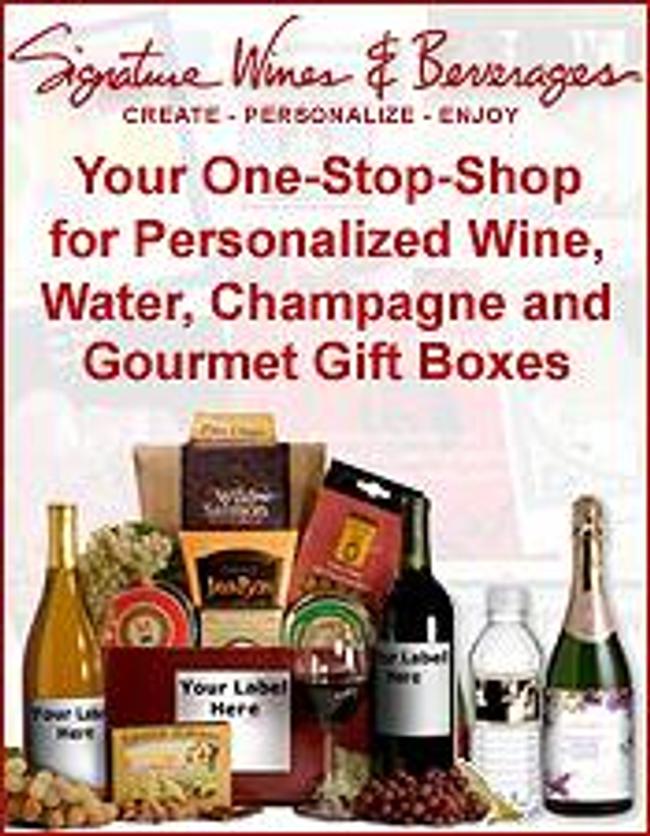 Signature Wines Catalog Cover