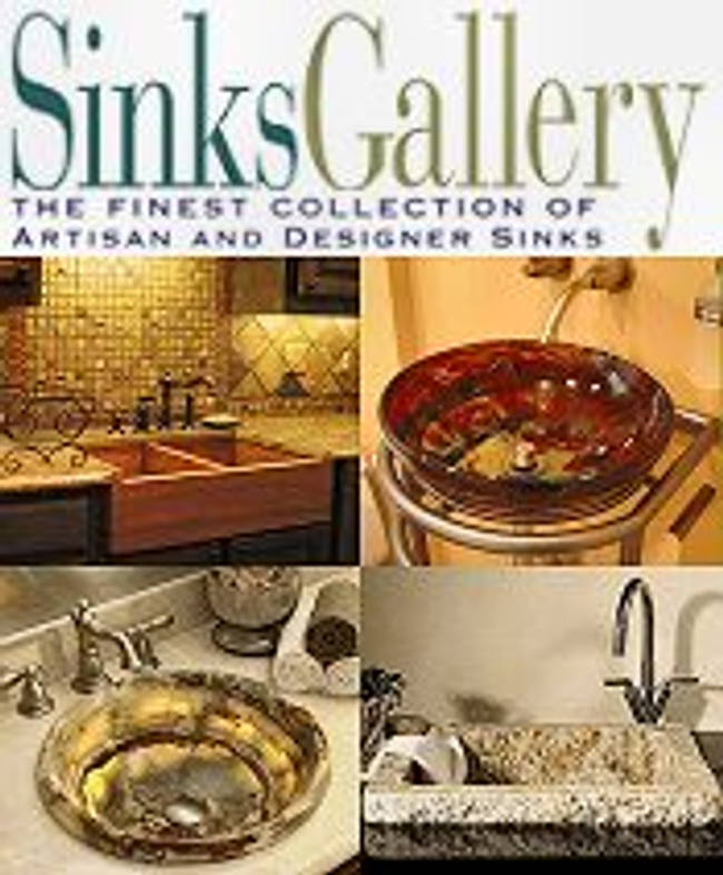 Sinks Gallery Catalog Cover