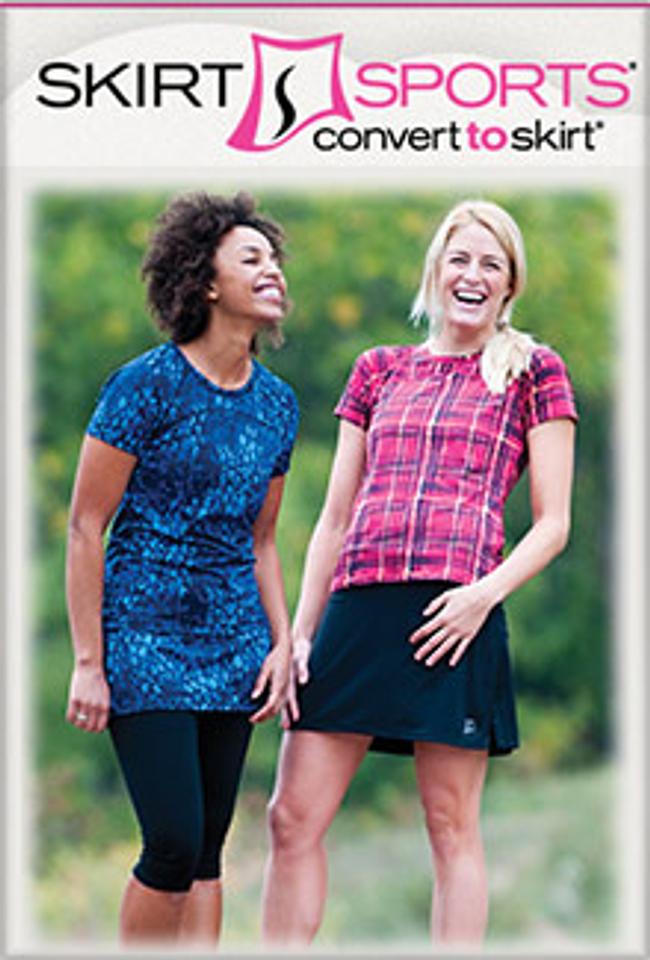 Skirt Sports Catalog Cover