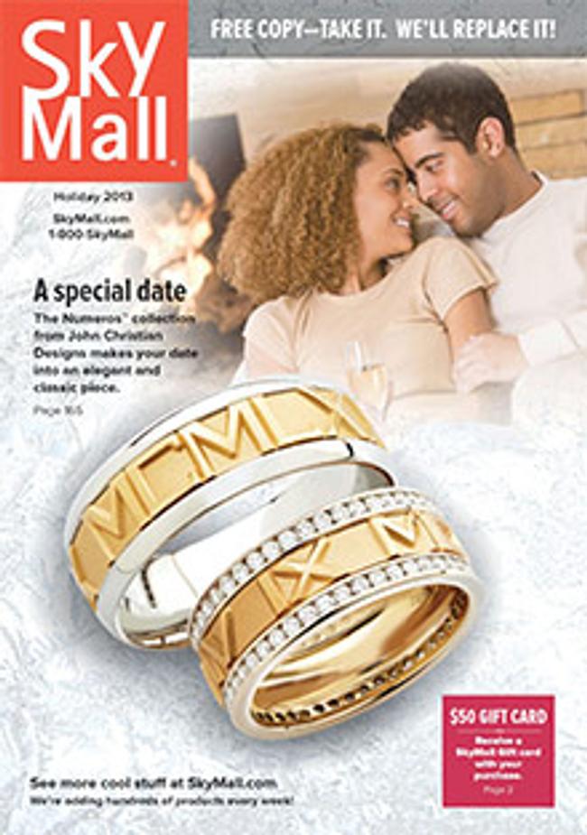 SkyMall Catalog Cover