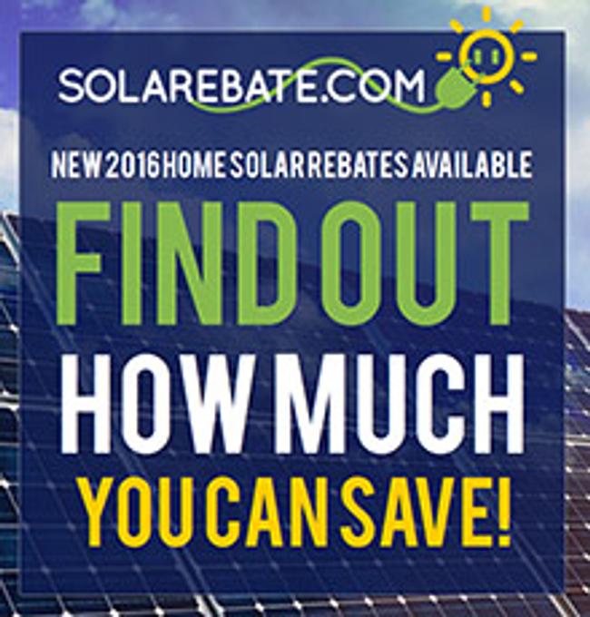 Solarebate Catalog Cover