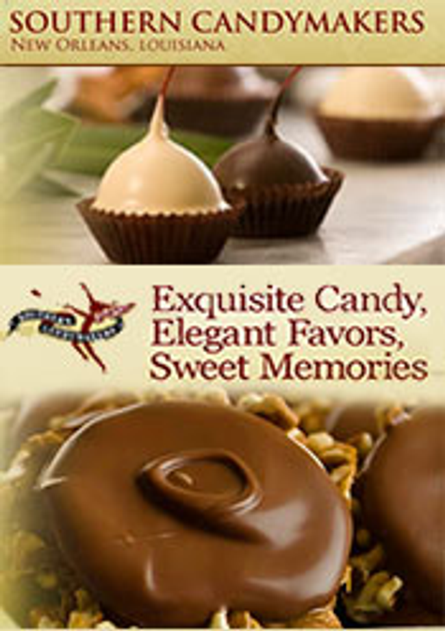 Southern Candy Catalog Cover