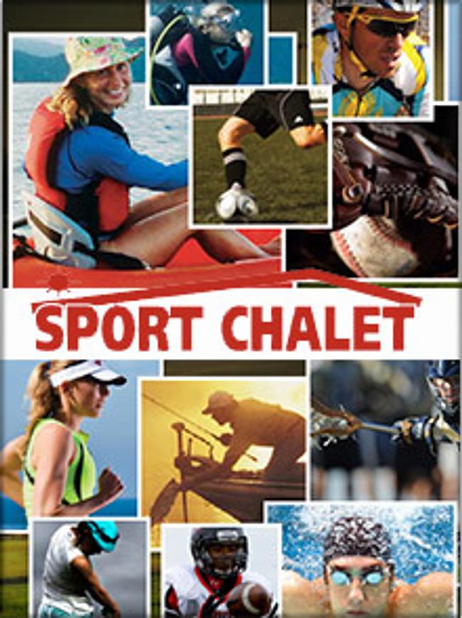 Sport Chalet Catalog Cover