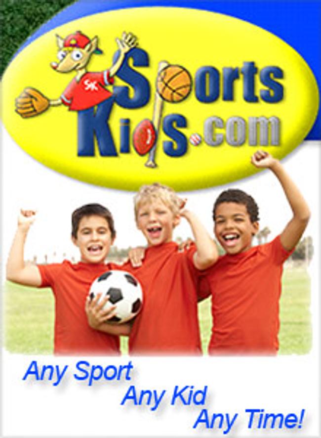 SportsKids Catalog Cover