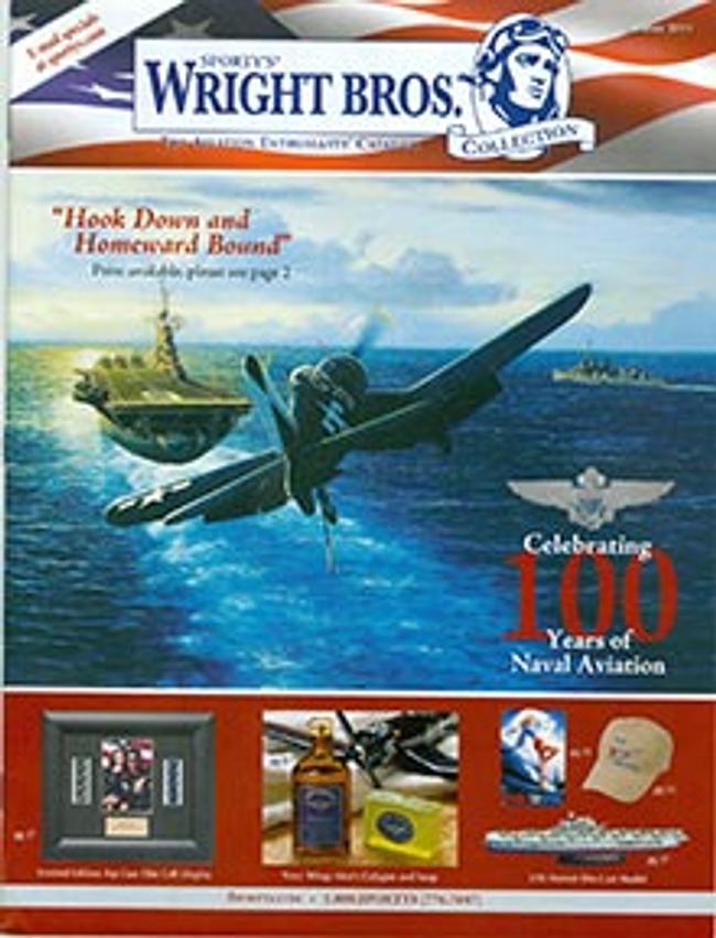 Sporty's Wright Bros Catalog Cover