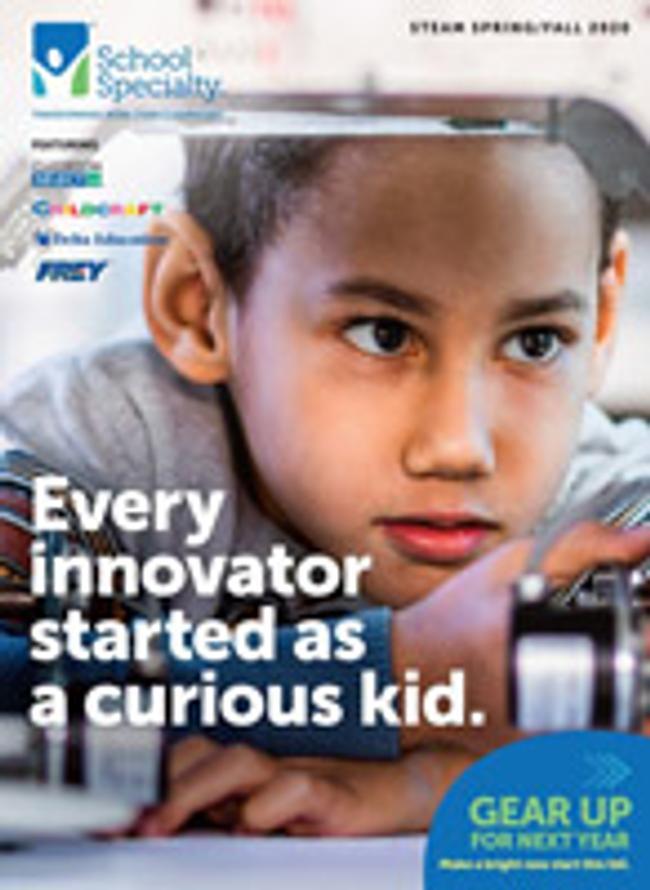 School Specialty - STEM Catalog Cover