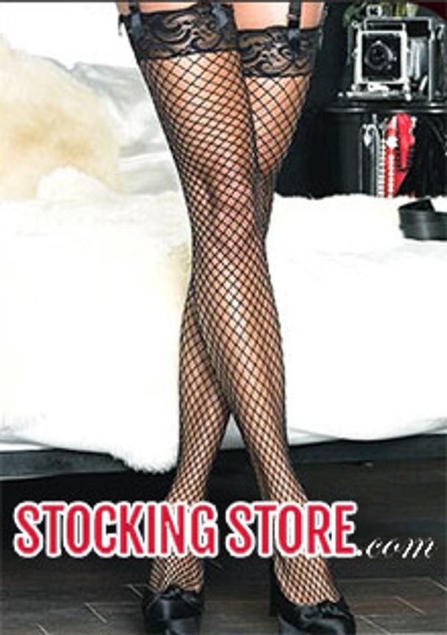 Stocking Store Catalog Cover