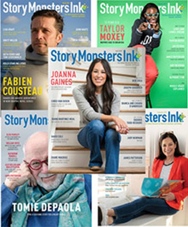 Story Monsters LLC Catalog Cover