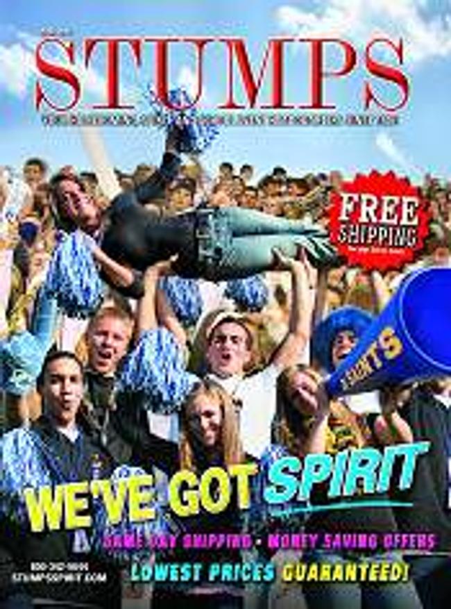 Stumps Catalog Cover