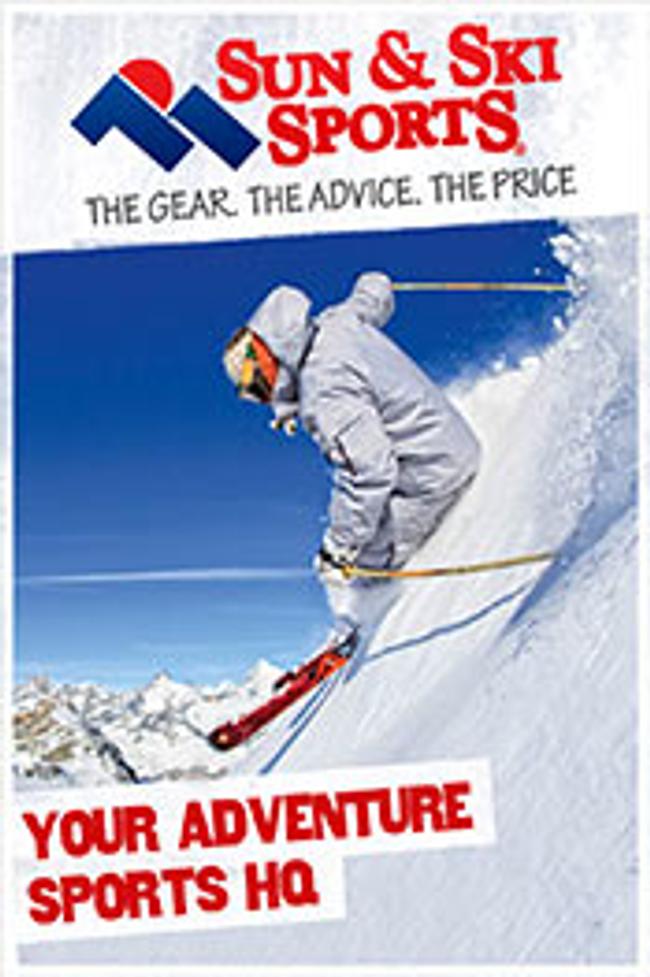 Sun and Ski Catalog Cover