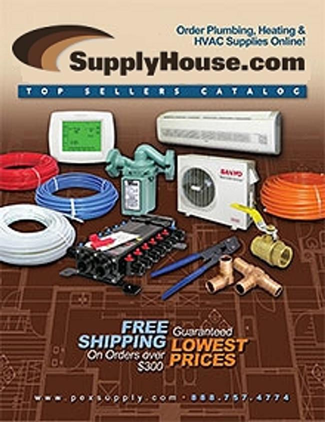 SupplyHouse Catalog Cover