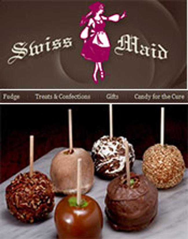 Swiss Maid Catalog Cover