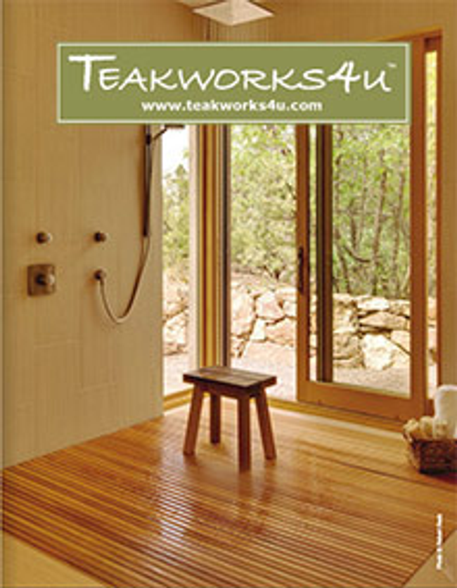 Teakworks4u Catalog Cover