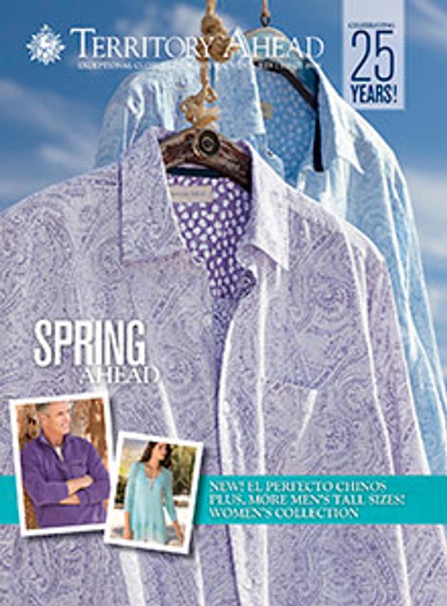 Territory Ahead Catalog Cover
