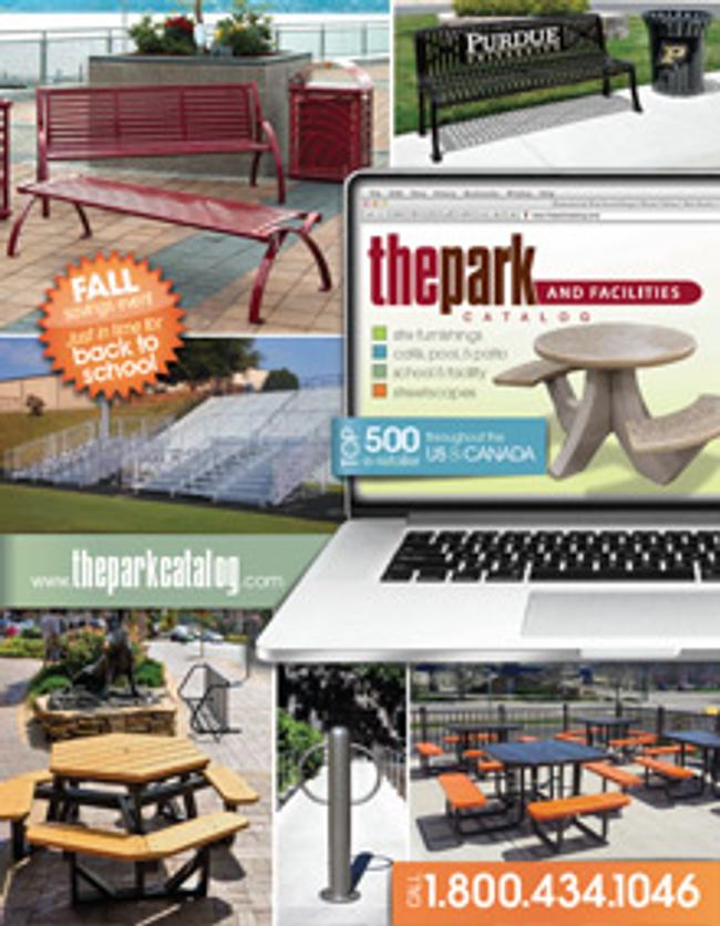 The Park Catalog Catalog Cover