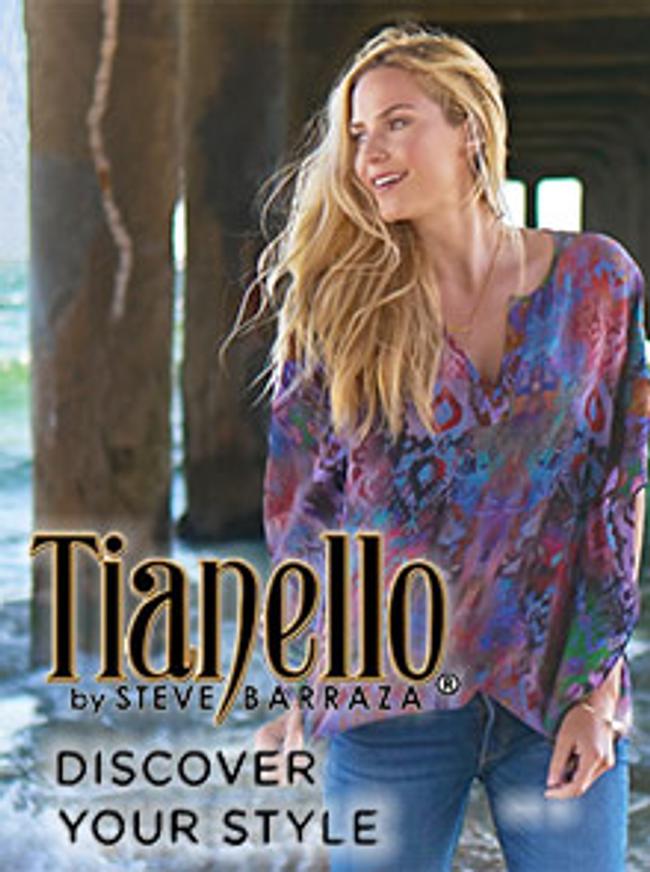 Tianello Catalog Cover