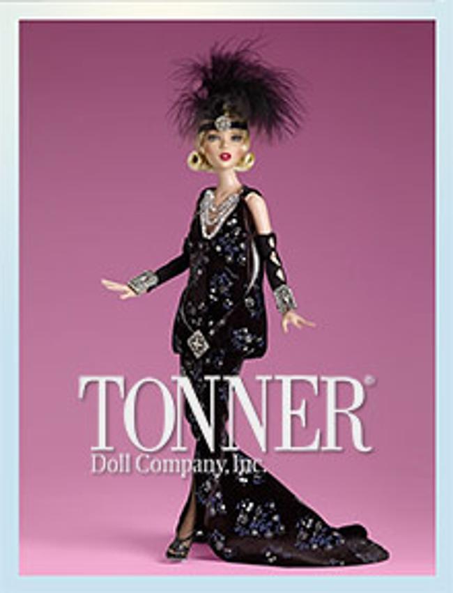 Tonner Doll Catalog Cover