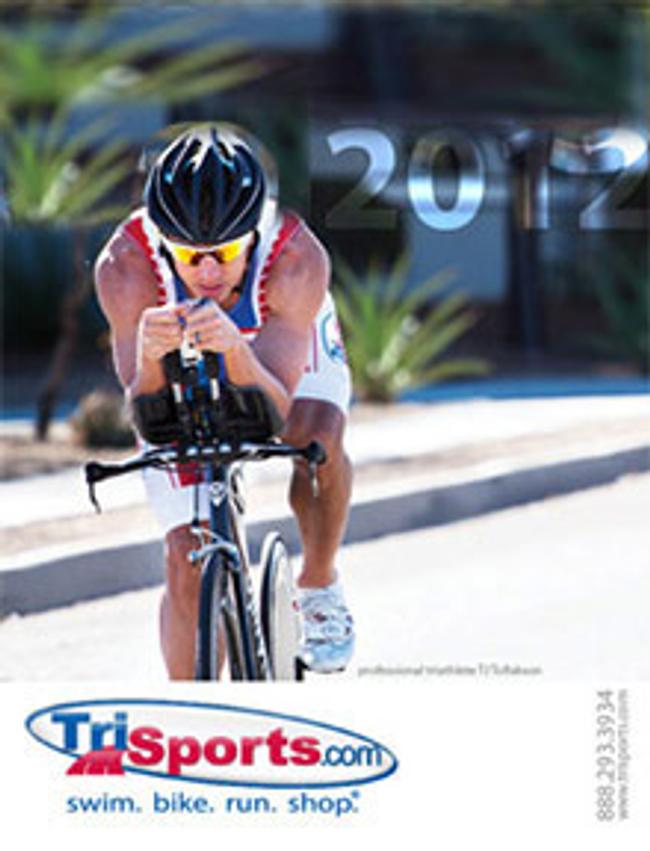 TriSports Catalog Cover