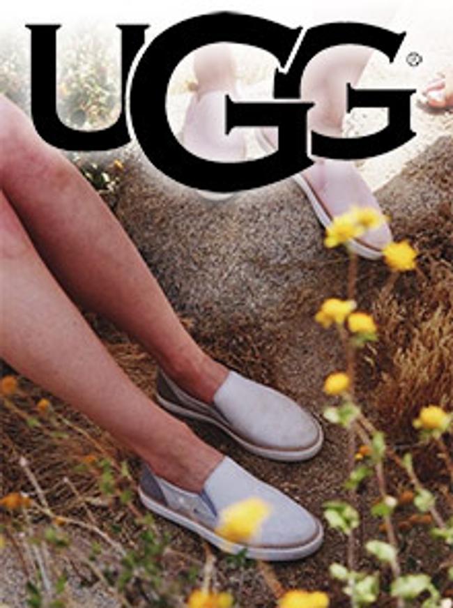 Ugg Catalog Cover