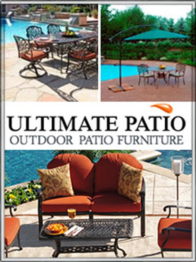 Ultimate Patio Catalog Cover