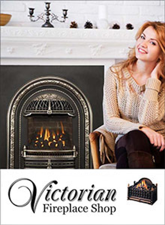 Victorian Fireplace Catalog Cover