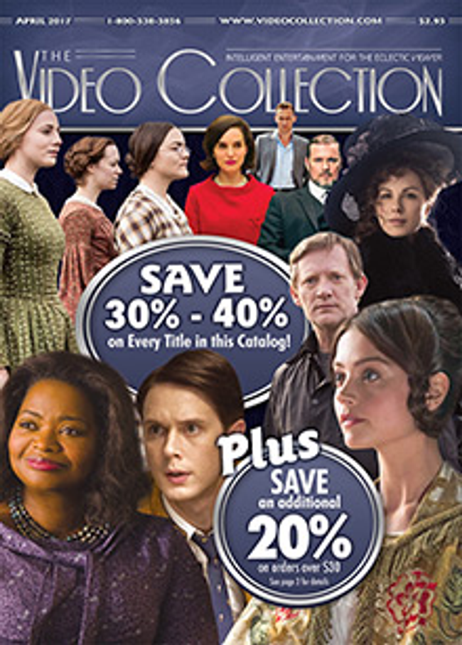 Video Collection Catalog Cover