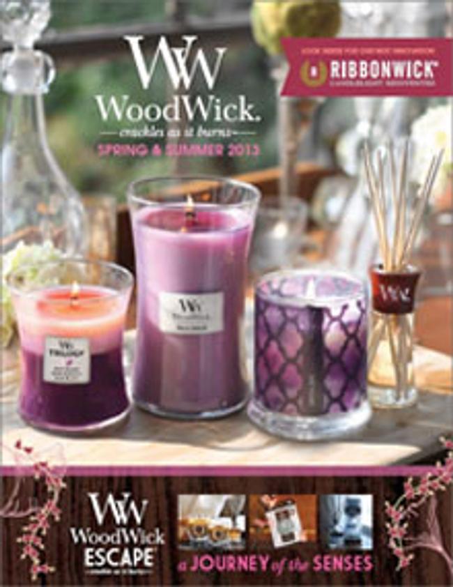 Virginia Candle Catalog Cover