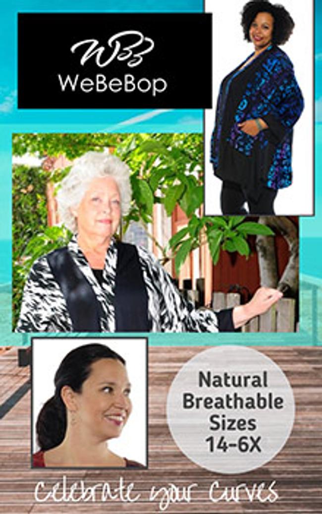 WeBeBop Catalog Cover