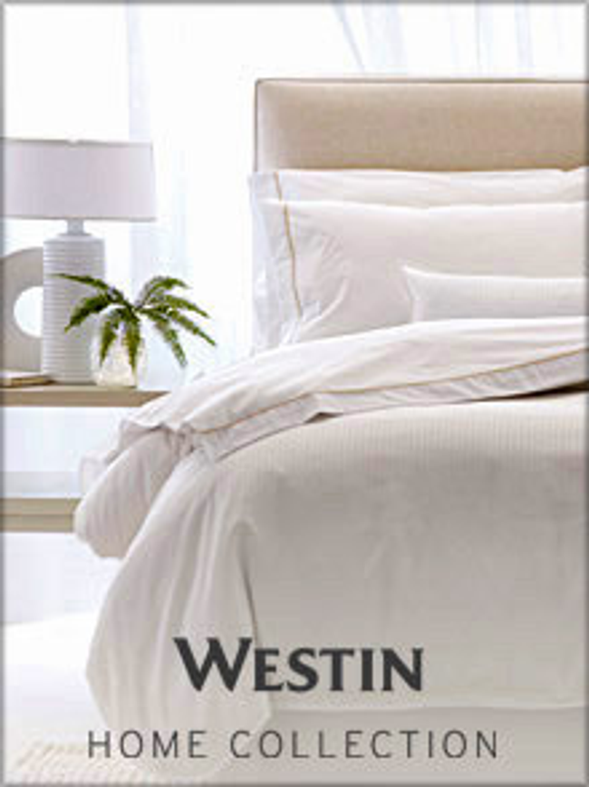 Westin at Home Catalog Cover