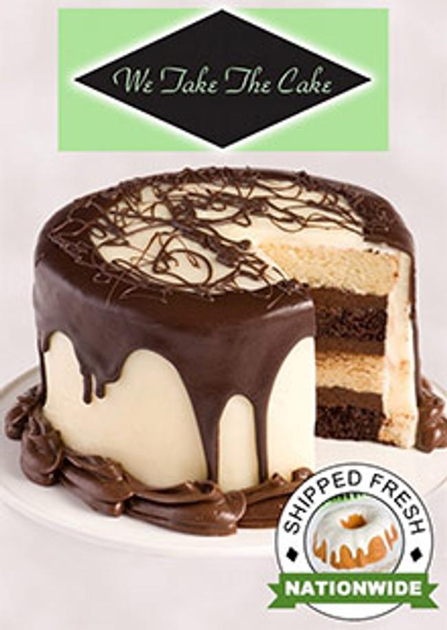 We Take The Cake Catalog Cover