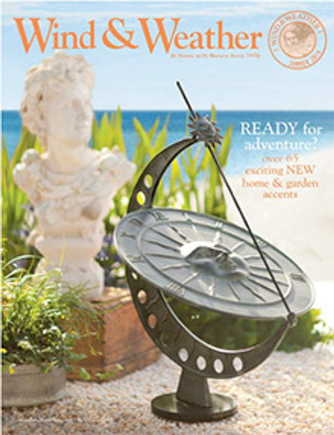 Wind & Weather Catalog Cover