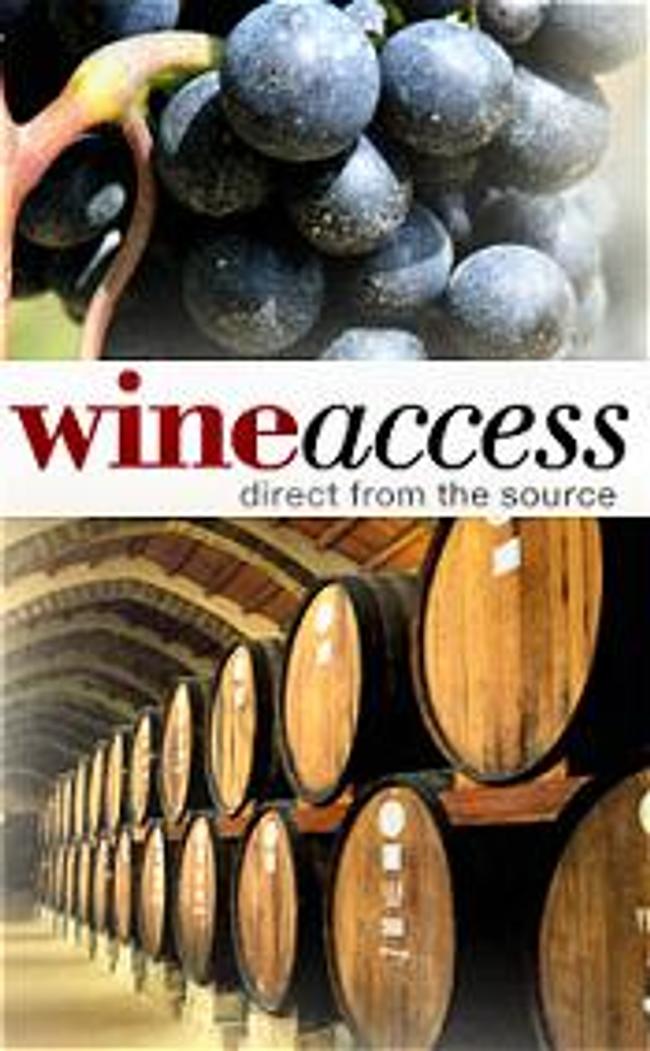 Wine Access Catalog Cover
