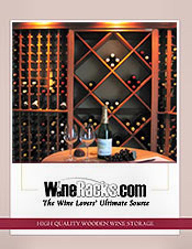 WineRacks Catalog Cover